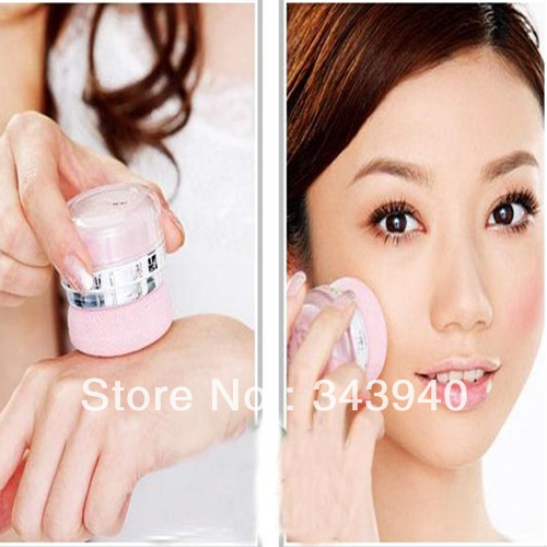 Women Girls 3D Pure Mineral Face Cheek Color Blush Blusher Powder Cosmetic(China (Mainland))