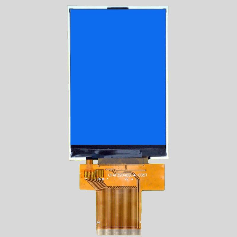 "Landscape 3.5"" inch 320*480 ILI9488 8080 8/9/16/18 bit MCU 16/18 bit RGB 3/4 wire SPI interface TFT LCD Screen Display module(China (Mainland))"