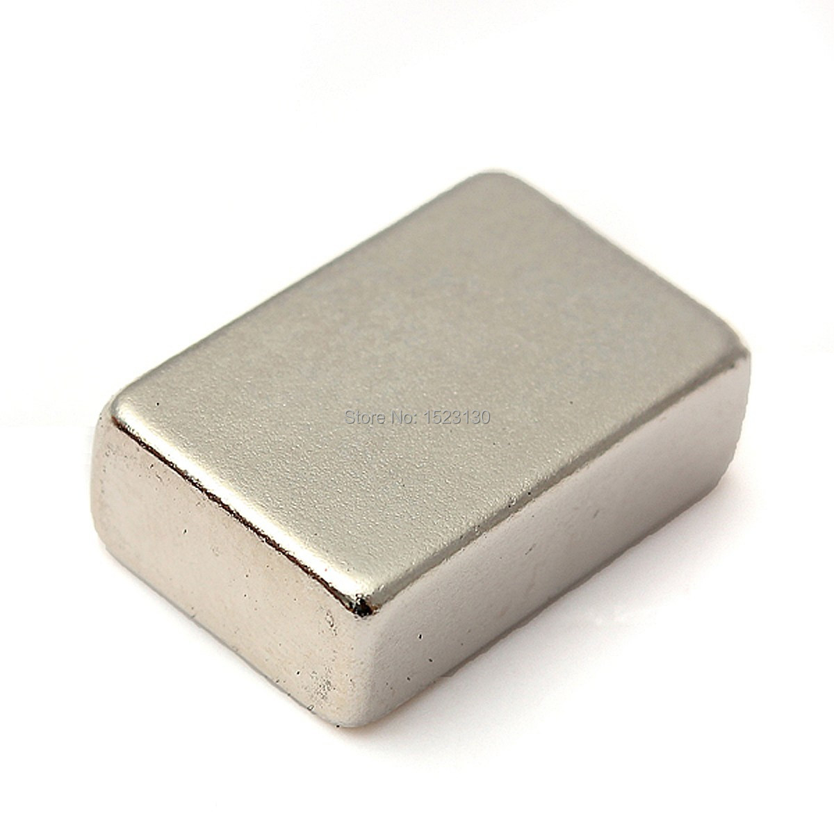 Гаджет  Super Powerful Strong Rare Earth Block NdFeB Magnet Neodymium N50 Magnets 30mm x 20mm x 10mm N50 None Строительство и Недвижимость
