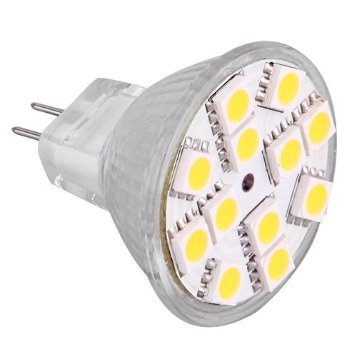 mr11 g4 12 smd led home spot light spotlight lamp bulb. Black Bedroom Furniture Sets. Home Design Ideas