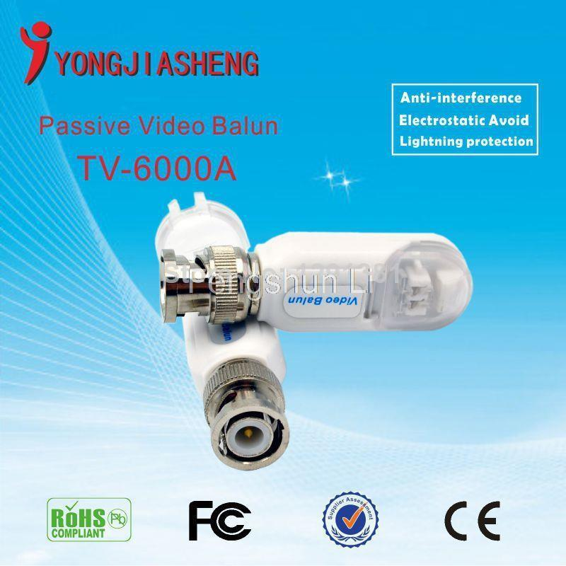 15pairs Twisted BNC Video Balun passive Transceivers UTP Balun BNC CCTV UTP Video Balun free shipping<br><br>Aliexpress