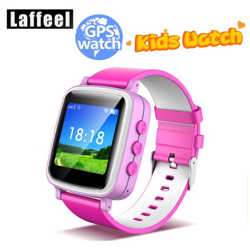 Q80 Plein écran Enfant GPS Montre Smart Watch Montre-Bracelet SOS Appel Dispositif de localisation Tracker pour Kid Safe Anti Perdu Moniteur Bébé cadeau(China (Mainland))