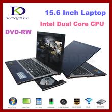 "15.6"" Windows 7 Laptop, Notebook Computer, Intel Celeron 1037U Dual Core, 4GB+320GB, DVD-RW, 1080P HDMI, Bluetooth(Hong Kong)"