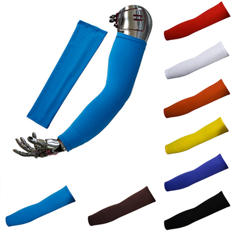 Гаджет  2015 New Men Bike Cycling Armwarmers Outdoor Bicycle Arm Sleeves Breathable Riding UV Protection Oversleeve  None Спорт и развлечения
