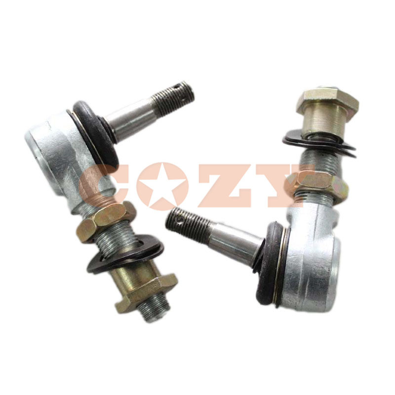 A pair of ball joint of upper A-arm for Bashan Atv BS200S-7 Shineray XY200STII(China (Mainland))