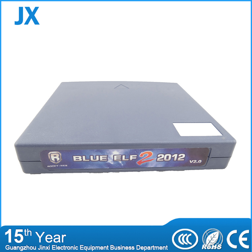 New Arrival Classical games blue ELF 2 2012 game board for CGA monitor and LCD VGA horizontal monitor game machine