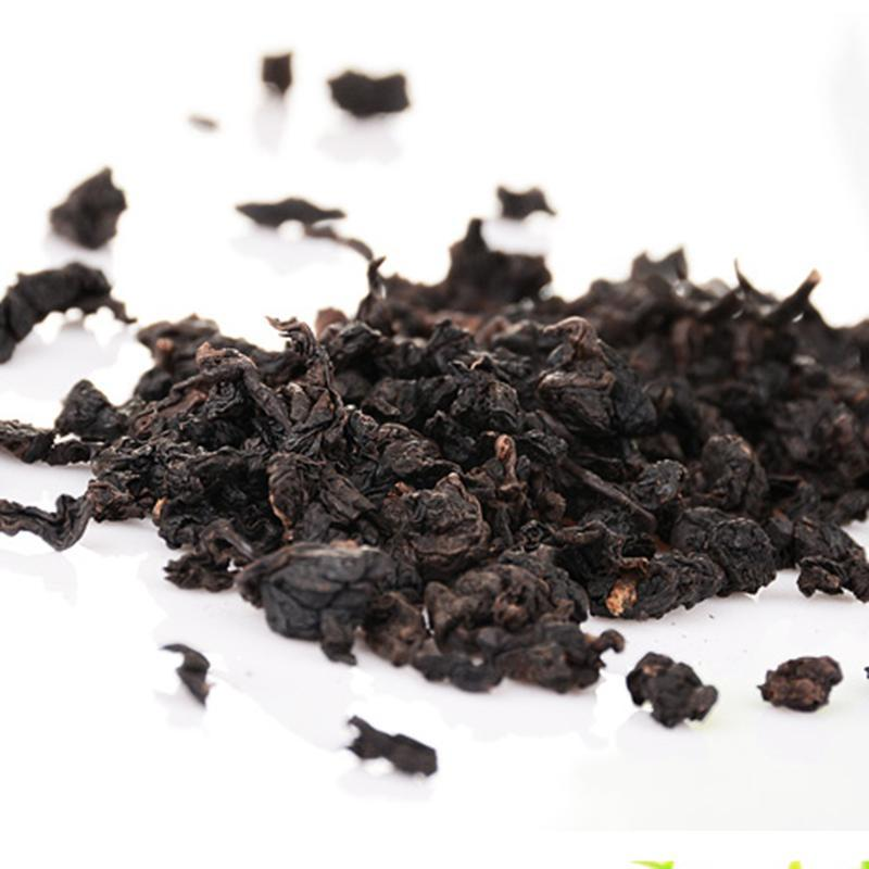 Organic black oolong tea wulong tea tikuanyin 250g bag roasted tea oil black oolong tea Lose