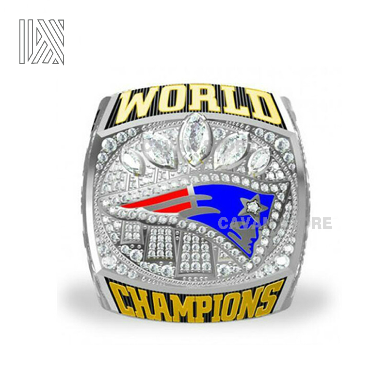 Fast shipping 2017 The Newest 2016 New England Patriots Super Bowl 51th MVP BRADY Championship Ring size 8 9 10 11 12 13(China (Mainland))