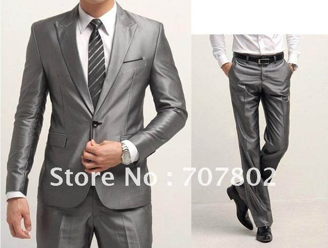 Mens Slim Suit Sale Dress Yy