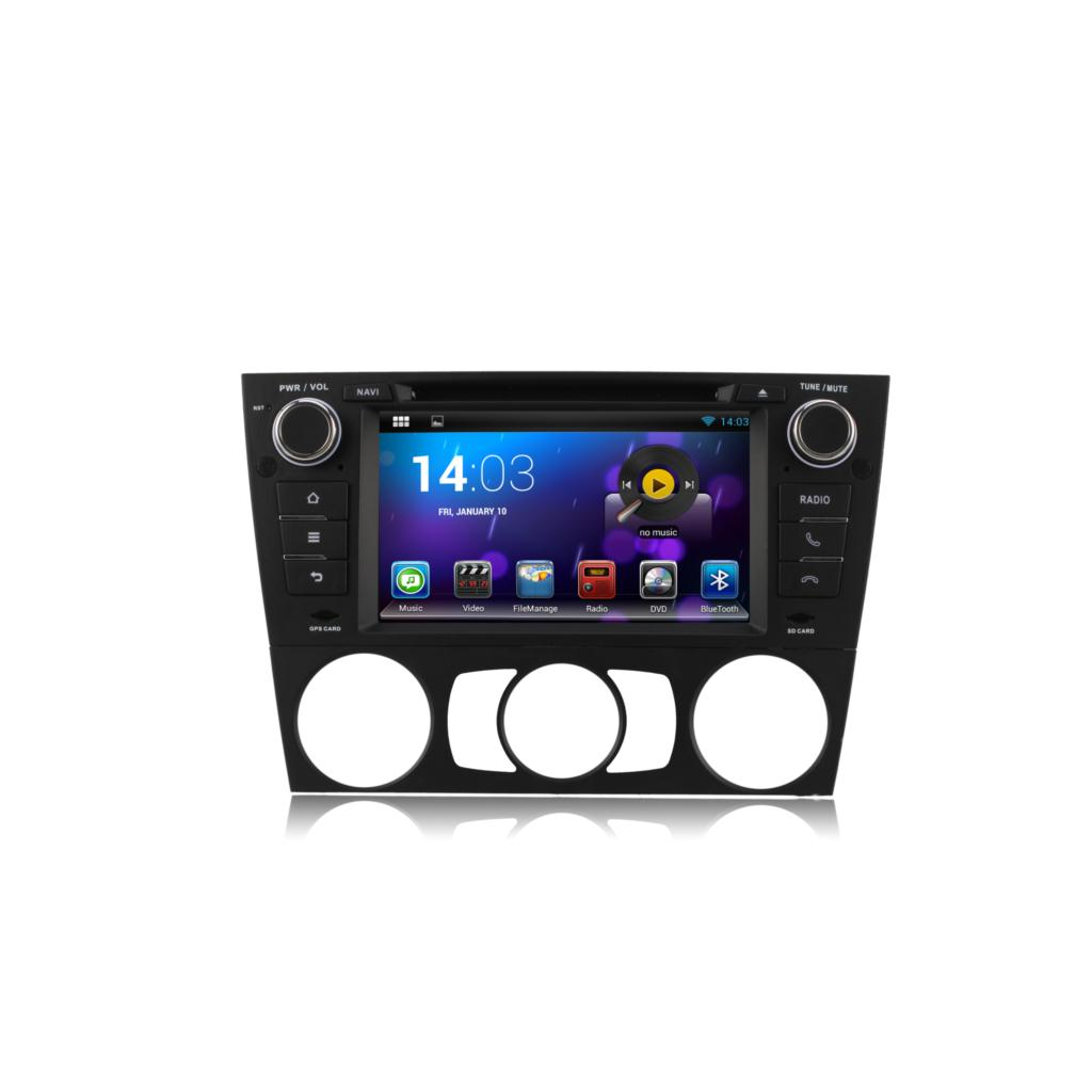 Free Shipping Pure Android 4.4.4 Car DVD Radio For BMW E90 E91 E92 E93 With GPS 3G Wifi Free Map 800*480 Dual Core 8G(China (Mainland))