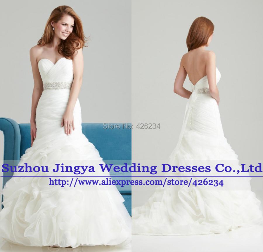 Свадебное платье Jingya Vestidos Noiva 2015 szjy1401 свадебное платье wedding dresses vestidos noiva 2015 w1287