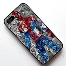 For iphone 4/4s 5/5s 5c SE 6/6s 7 plus ipod touch 4/5/6 back skins mobile cellphone cases cover Spider-Man History