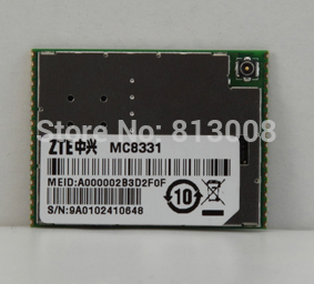 ZTE MC8331 EVDO Mini PCI-E CDMA Communication GPS GSM GPRS Module for Car Repeater 100% New&Original Distributor Free Ship(China (Mainland))