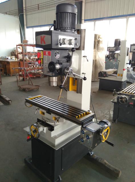 Zx50c taladrado y fresado herramientas maquinas