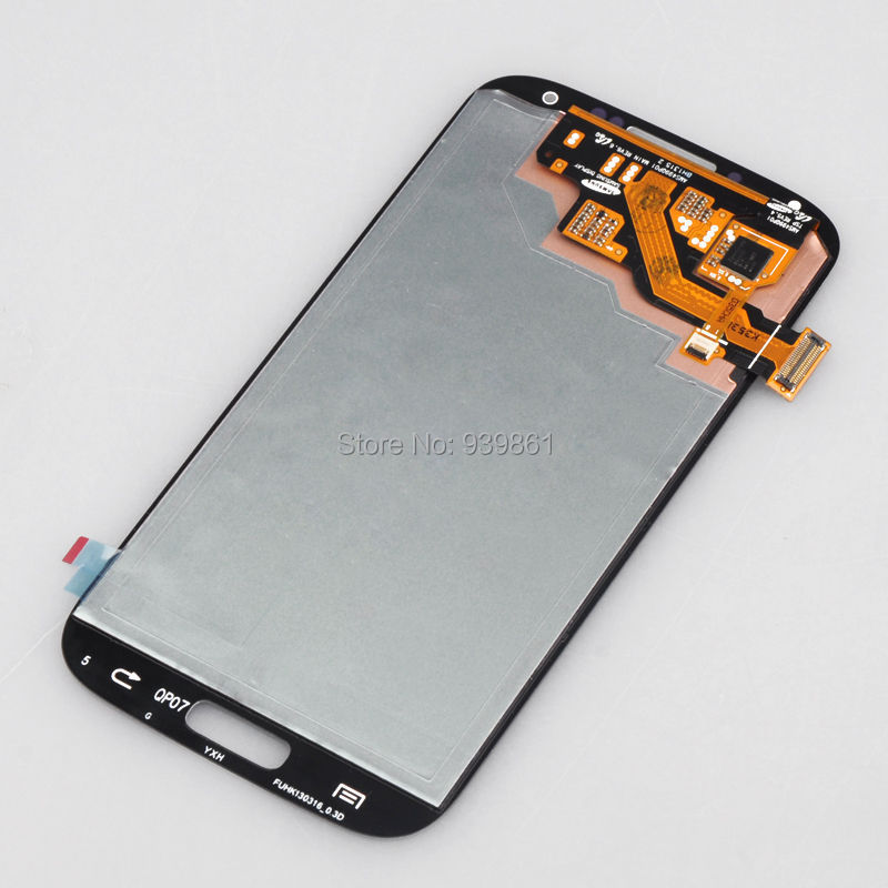 Original LCD Screen + Digitizer Touch Glass Screen for SamSung Galaxy S4 i9500 i9505 i337 Black with logo