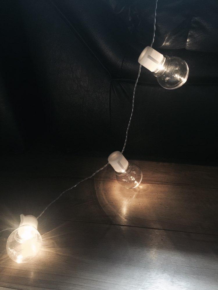 novelty 8 led g45 globe festoon party ball string lamps led christmas lights fairy wedding. Black Bedroom Furniture Sets. Home Design Ideas