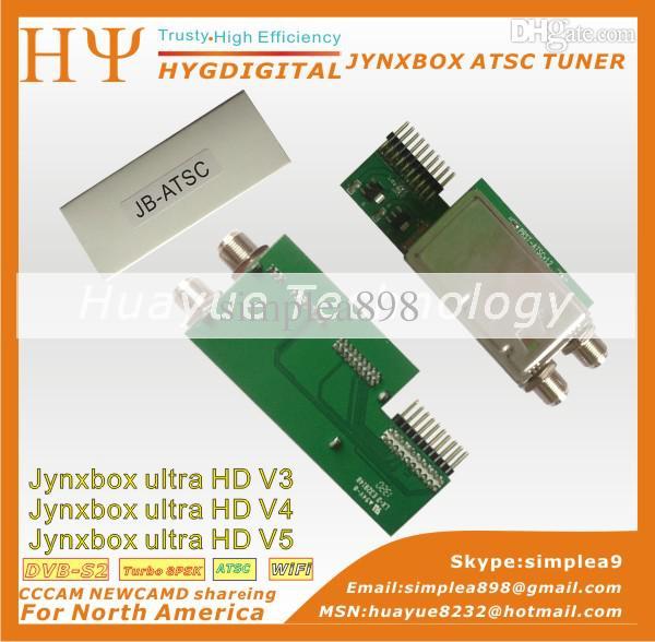 JynxBox ATSC Tuner Module For JYNXBOX ULTRA HD V3 Free Shipping(China (Mainland))