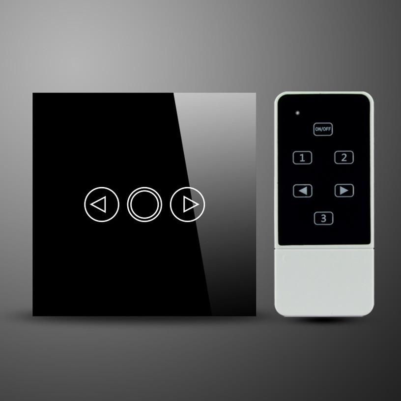 Купить Сенсорный экран диммер для livolo ЕС Умный дом/broadlink/geeklink/Orvibo контроллер, RF433mhz push свет лампы dimmerswitch