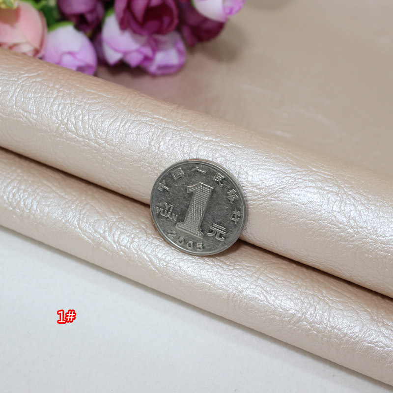 wholesale&retail super Abrasion-Resistant leather fabric high quality home decoration leather sofa material DIY fabric(China (Mainland))