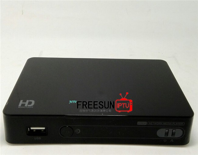 Linux Arabic IPTV Box, With 412 Live Channels, Watching Live Channels Only By