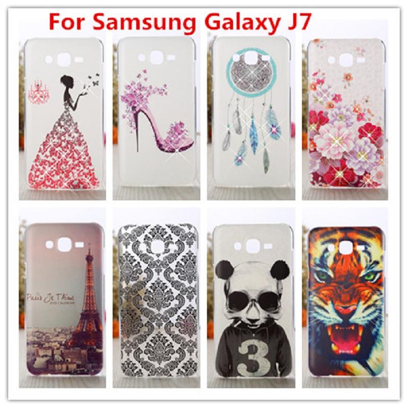 Samsung samsung galaxy grand phone cases : Samsung Galaxy J7 / Bling briller dur protecteur pour Samsung Galaxy ...