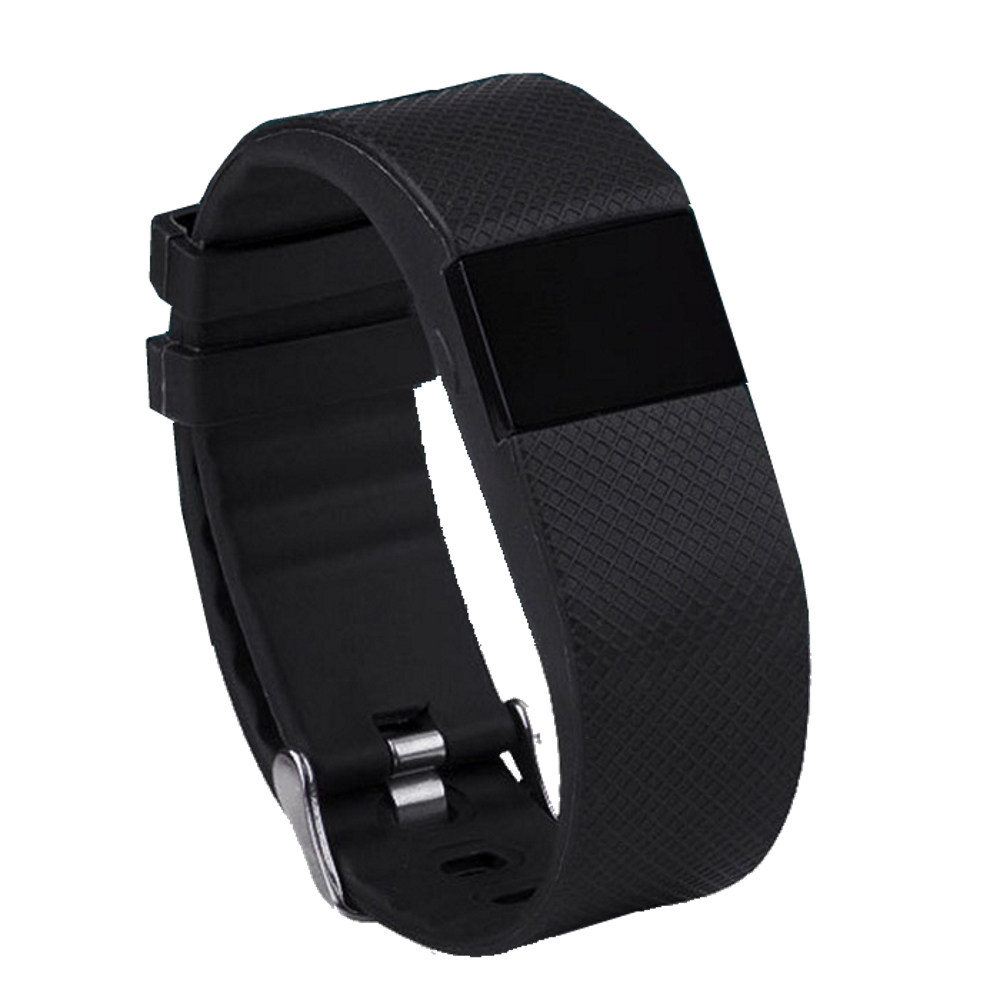 Heart Rate Monitor Smartband LO64HR Pulso Inteligente Pulsera Sport Fitness Smart Bracelet Tracker for Android iOS Smartphones<br><br>Aliexpress