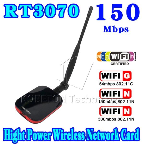 Newest High Speed N9000 Free Internet Wireless USB WiFi Adapter 150Mbps Long Range + Wi fi Antenna Wi-fi Receiver Antenna 58dbi(China (Mainland))