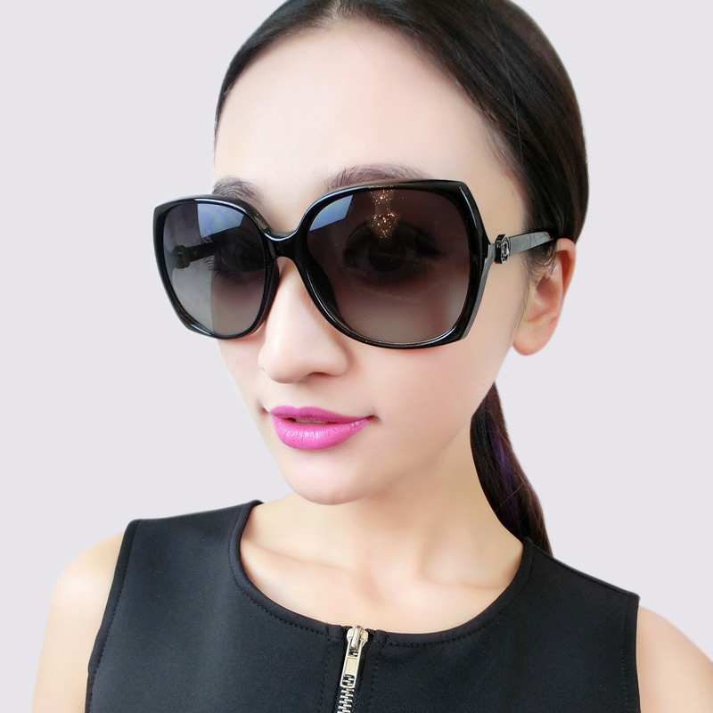 2014 sunglasses female glasses sunglasses womens fashion vintage big frame allen china store international