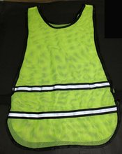 New Arrival~ 100pcs/lot,Cycling vest, Reflective Vest, Running Cycling Vest, Safety Vest~Available in Fluo Yello & Fluo Pink(China (Mainland))