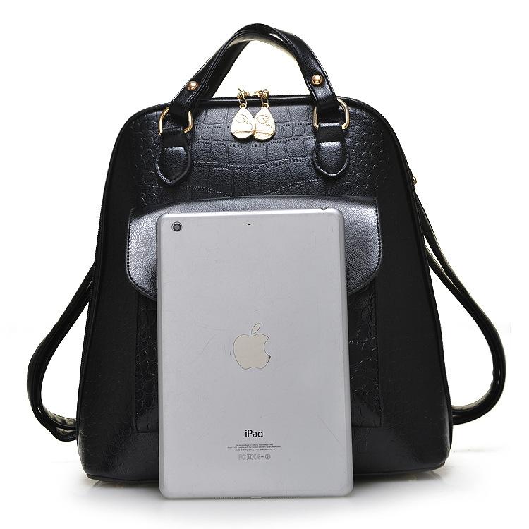 Ms. PU leather bag bag backpack 2015 new western style fashion shoulder bag handbag factory direct<br><br>Aliexpress
