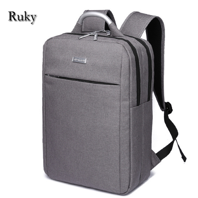 2016 Casual High Quality Men Business Men's travel Backpacks Notebook Computer Bags Men for teenagers Laptop School Rucksack Bag(China (Mainland))