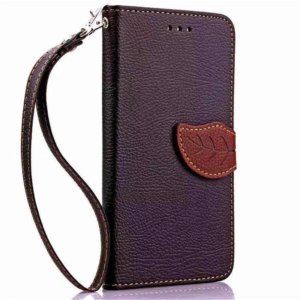 Newest Style For Wiko Rainbow Case Luxury Fashion Litchi Texture Leather Phone Bag Accessory Lanyard Wallet Stand Flip Cover