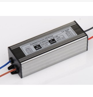 2pcs DC40V-62V 600mA LED Driver IP66 Waterproof Power Supply for 36-54w 12-18*3w LED Light<br><br>Aliexpress