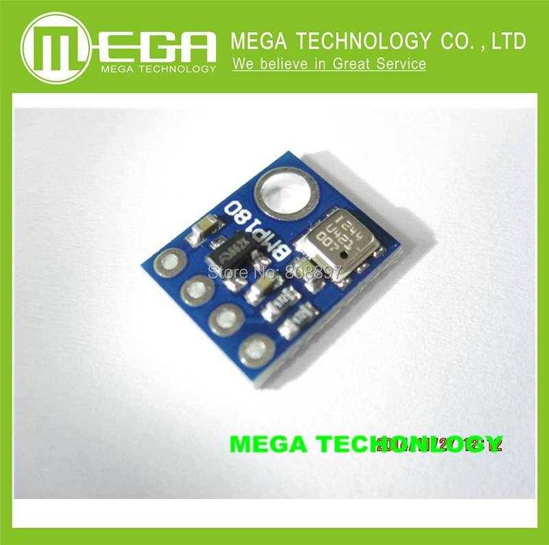 Гаджет  Free Shipping 10PCS BMP180 Digital Barometric Pressure Sensor Board Module  None Электронные компоненты и материалы