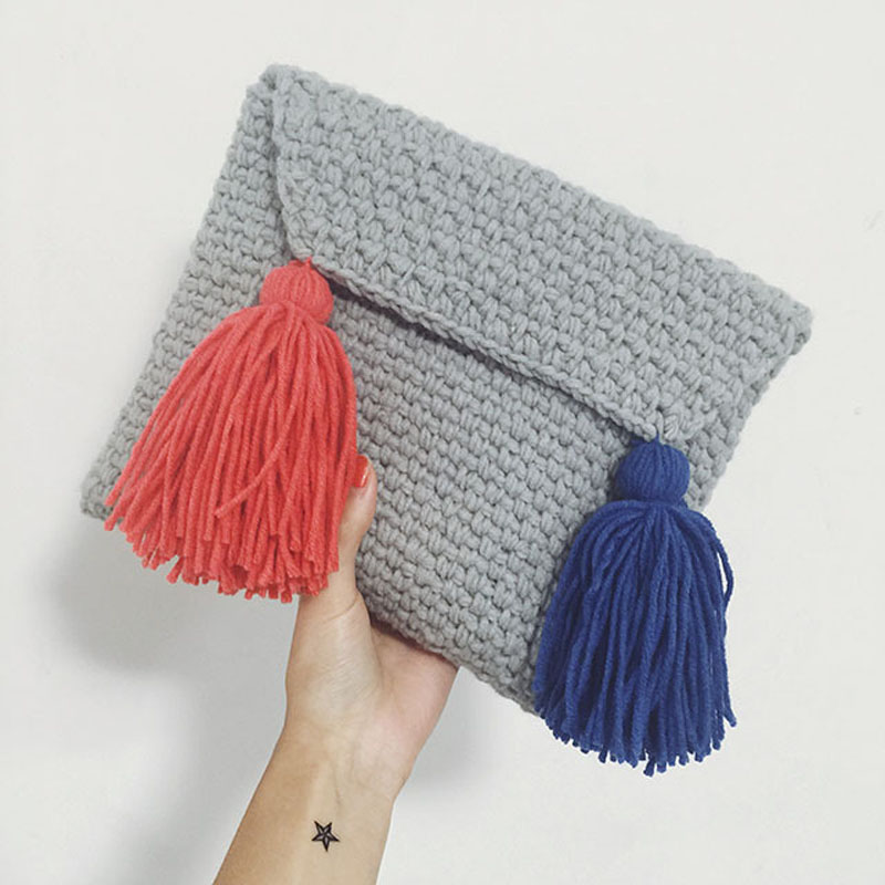 Bag Paris Picture More Detailed Picture About Korea Style Knitting Bag For Lady Fashion Woman