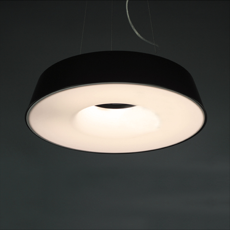 Brief modern personality single head led pendant light for Modern personalities