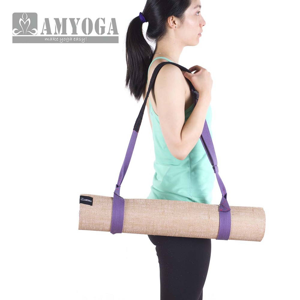 new adjustable strong yoga mat sling