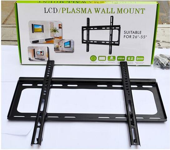 "HOT Free Shipping Wholesale New Universal TV Wall Mount Bracket For 26-63"" Plasma HDTV Flat Panel TV(China (Mainland))"