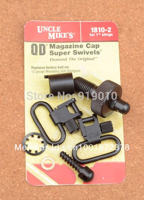 Hunting qd super Gun sling All steel manufacturing swivels fit 12 gauge Mossberg 500 Shotguns Cap RBO 1810-2 M3976(China (Mainland))