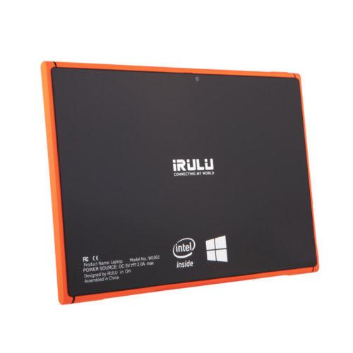 IRULU Windows 8 1 Intel Quad Core 1 83GHz 10 1 1280 800 HD Tablet PC