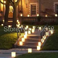 2015 New Arrival!Heart light Holder Luminaria Paper Lantern Candle Bag For Party Home Outdoor Wedding Decoration 20pcs/lot(China (Mainland))