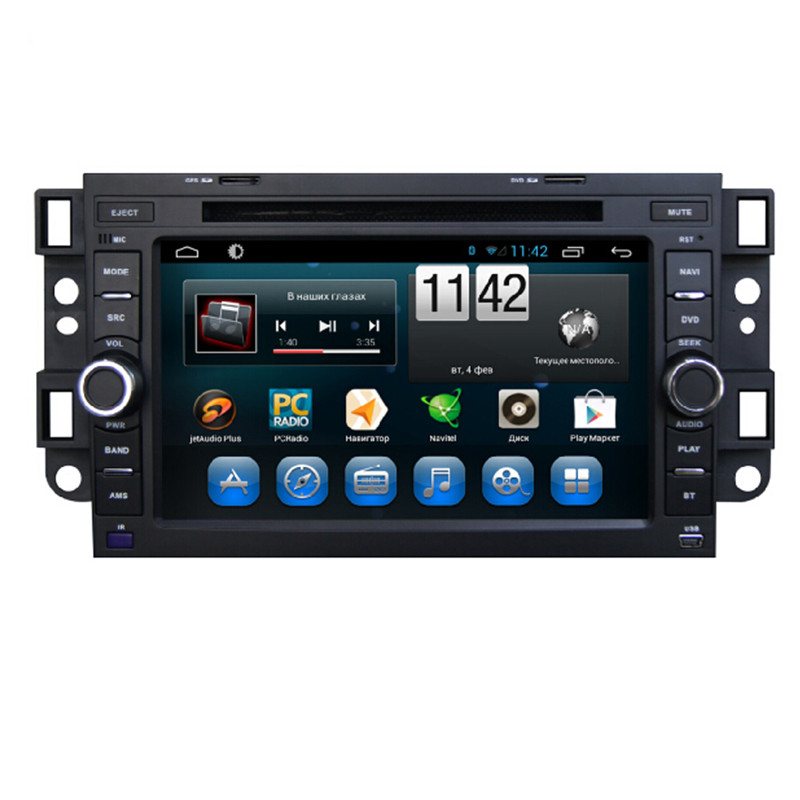1024*600 HD Car PC 7 inch Android 4.4 Car PC for Chevrolet pontiac G3 (2007-2011) for Suzuki Swift+ (2007-2011) Car Multimedia(China (Mainland))