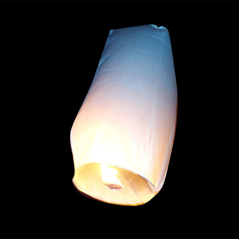 flying candle lanterns how to make