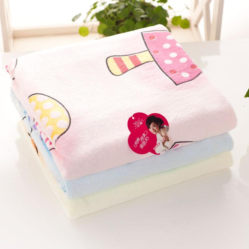 Quick-drying beach towel big 70x140cm absorbent cheap bath towels luxury swimwear shower microfiber(China (Mainland))