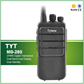 TYT DMR VHF 136 174mhz MD 280 5W 1700MAH Battery 32 Channels Digital Radio with Programming