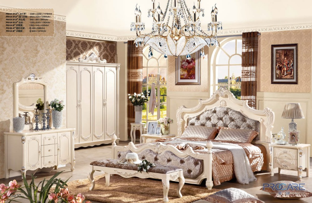 Popular Fancy Bedroom Set Buy Cheap Set Lots