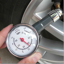 Buy Metal Car tire pressure table car tire pressure table tire pressure gauge tyre pressure gauge airgauge high precision Free Ship for $10.37 in AliExpress store
