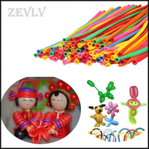 Гаджет  2015 HOT! 200pcs 23cm New Balloons Different Colours Latex Traditional Modelling Excellent Air Balloon Free Shipping None Игрушки и Хобби