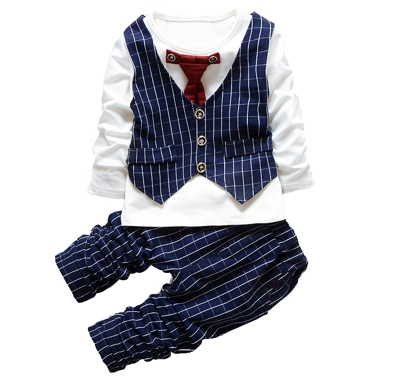 1 2 3 4 Years Tie wedding suits for baby boys wedding clothes boy birthday dress costume for kids clothes Children clothing sets(China (Mainland))