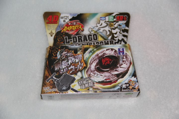 4D hot sale beyblade 1pcs Beyblade Metal Fusion 4D set FUSION HADES ...